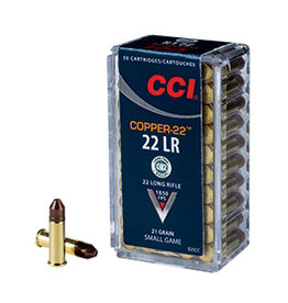 CCI Copper - 22