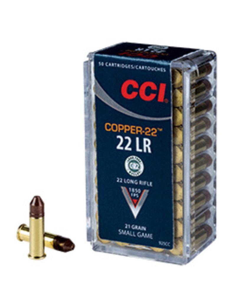 CCI Copper - 22