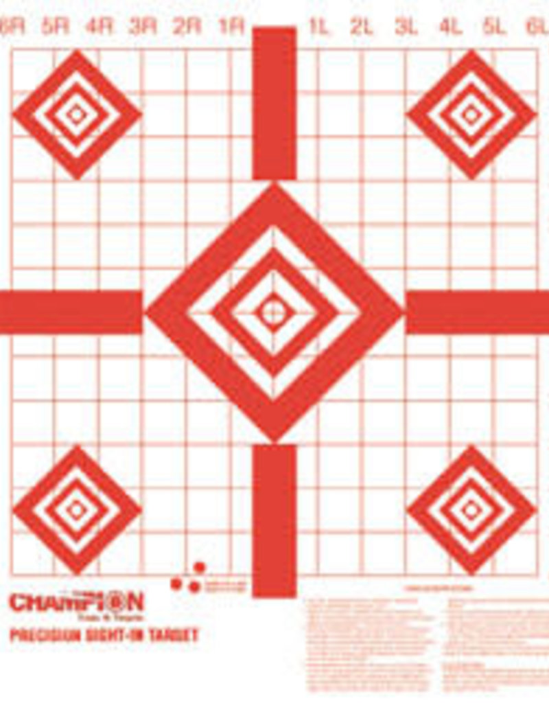 Champion Redfield Style
