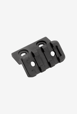 Magpul M-LOK Offset Light/Optic Mount, Aluminum BLK (MAG604)
