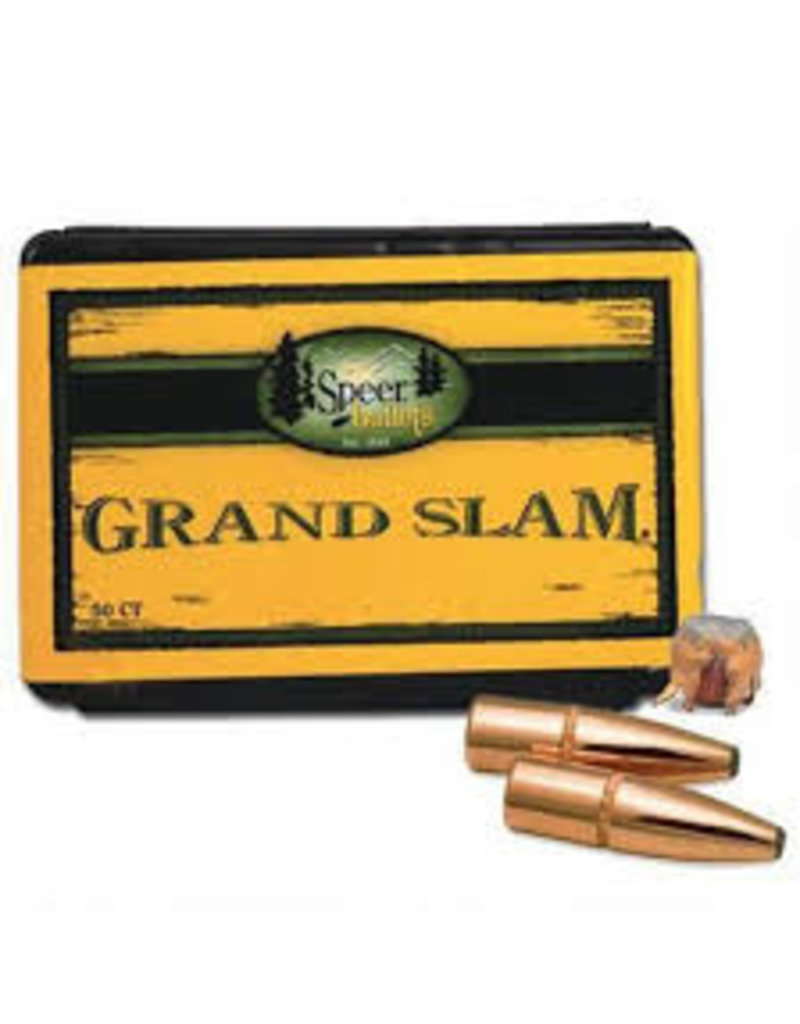 Speer Rifle Bullets