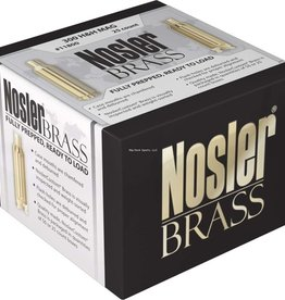 Nosler Rifle Brass
