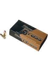 CCI Blazer Brass Centerfire Pistol Ammo 380 Auto 95Gr FMJ 50/Bx