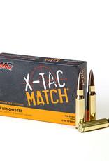 PMC X-TAC Match 308 Win 168GR OTM 20RDS