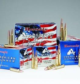 Hornady American Gunner Rifle Ammo 300 Blackout 125Gr HP AG 50Rnds