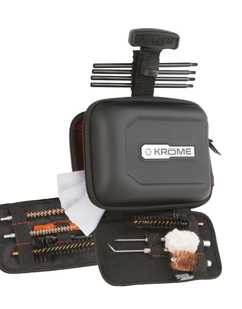 Allen Krome Compact Tactical Cleaning Kit