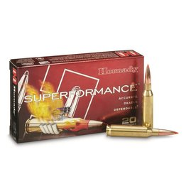 Hornady Hornady Superformance Ammunition 7MM REM MAG 162GR SST