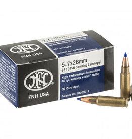 Federal FN 5.7X28mm 40Gr V-MAX