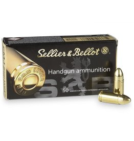 Sellier & Bellot Pistol Ammunition