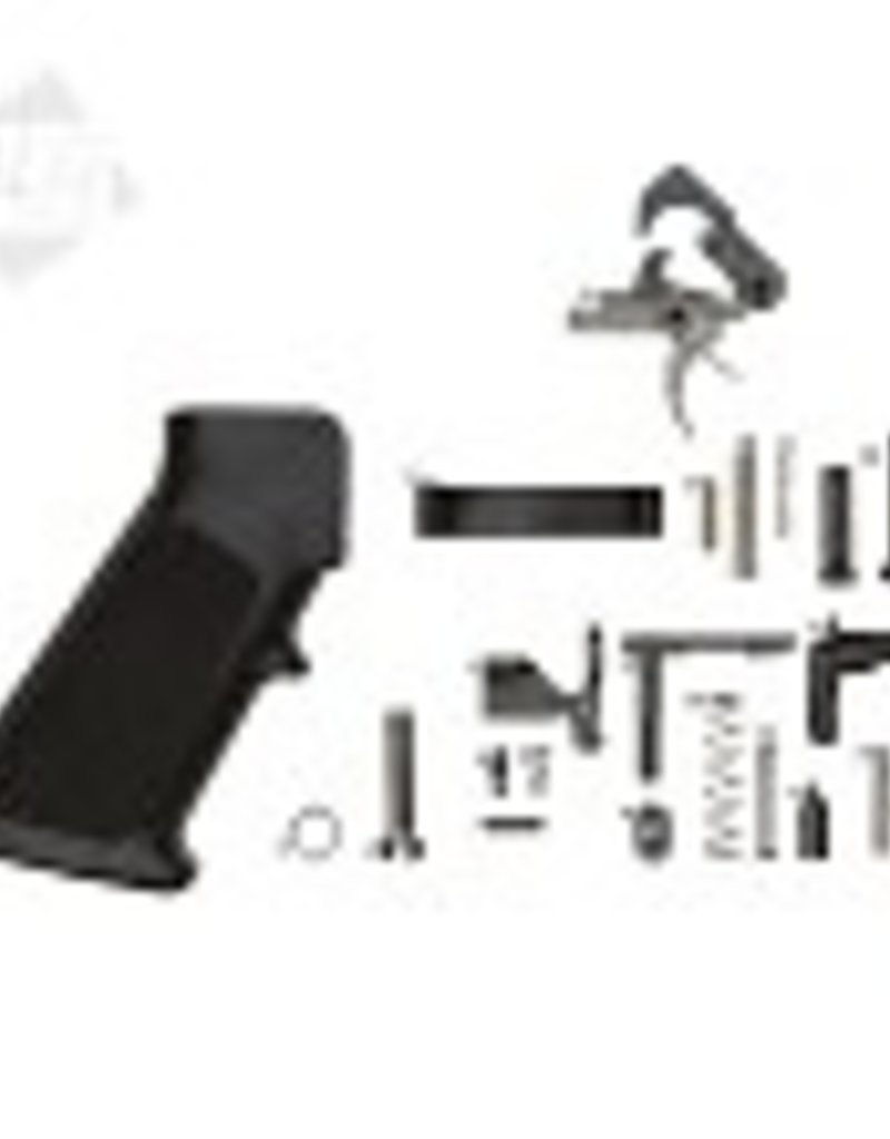 ALG Defence Complete AR15/M4 Mil-Spec Lower Parts Kit with ACT Trigger (With Grip)