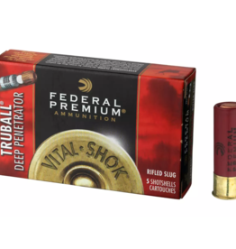 Federal Premium Vital-Shok TruBall Deep Penetrator Rifled