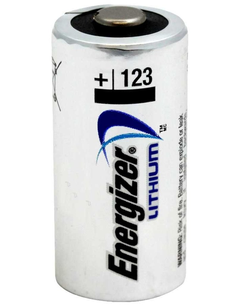 Energizer CR123A Batteries