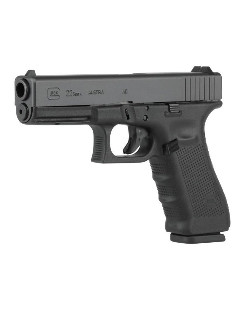 Glock G22 GEN 4 Fixed Sights