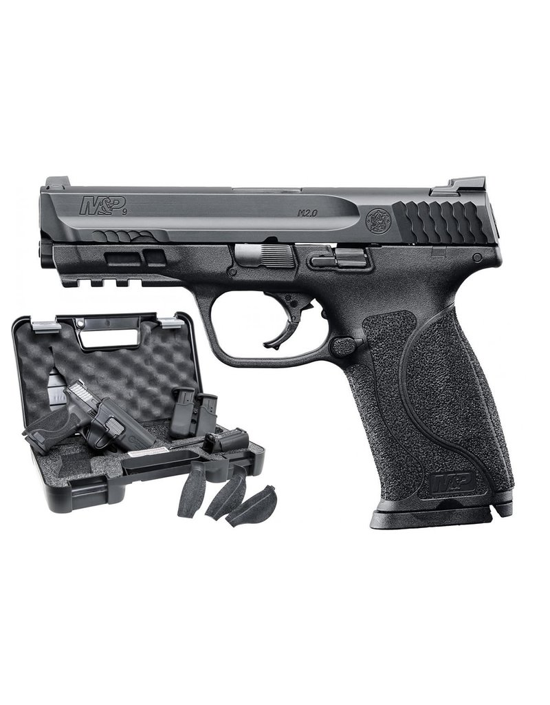 Smith & Wesson Smith & Wesson M&P9 M2.0 Semi-Auto Pistol Carry & Range Kit