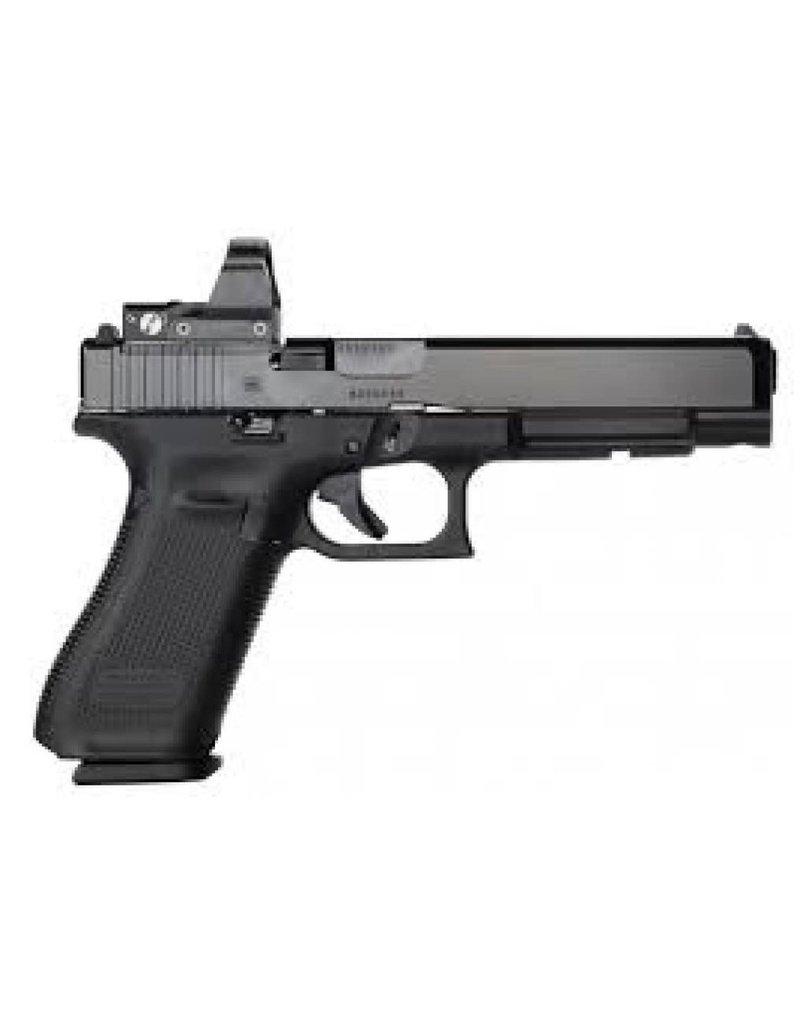 Glock 34 Gen 5 MOS With Riton X3 TACTIX PRD