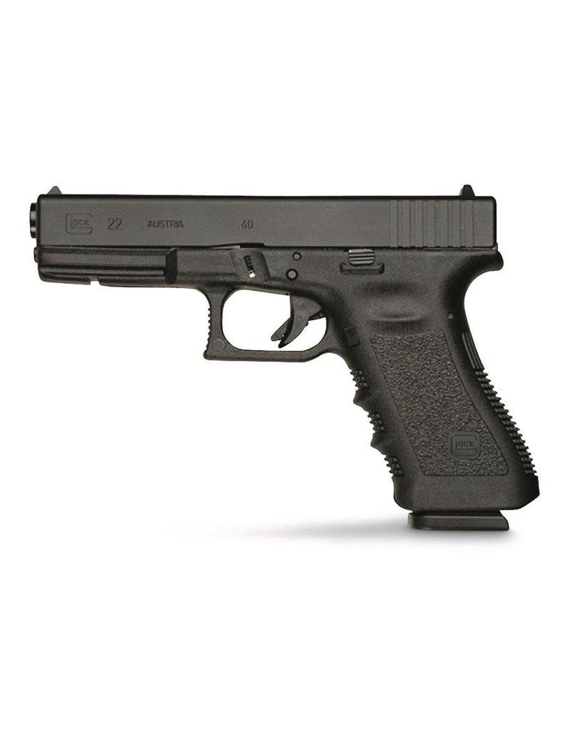 Glock G22 Gen3 Fixed Sights