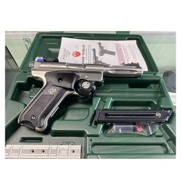 Ruger MKIII Hunter 22LR -Consignment-