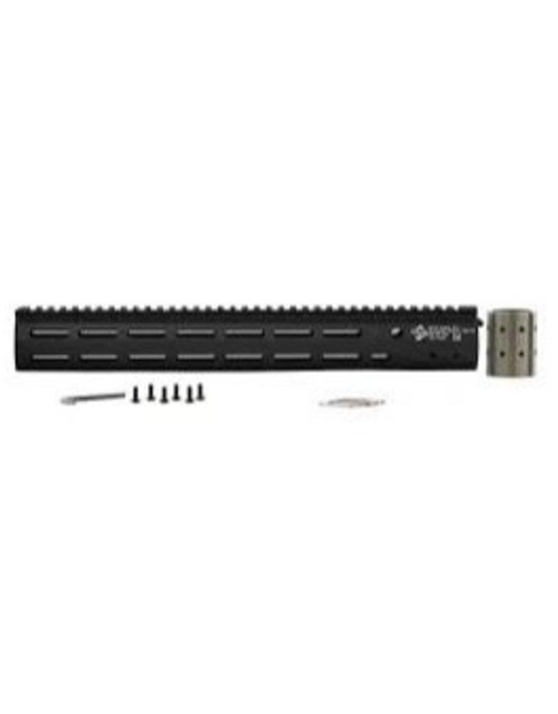 ALG Defence Ergonomic Modular Rail (EMR) V3X M-LOK BLACK