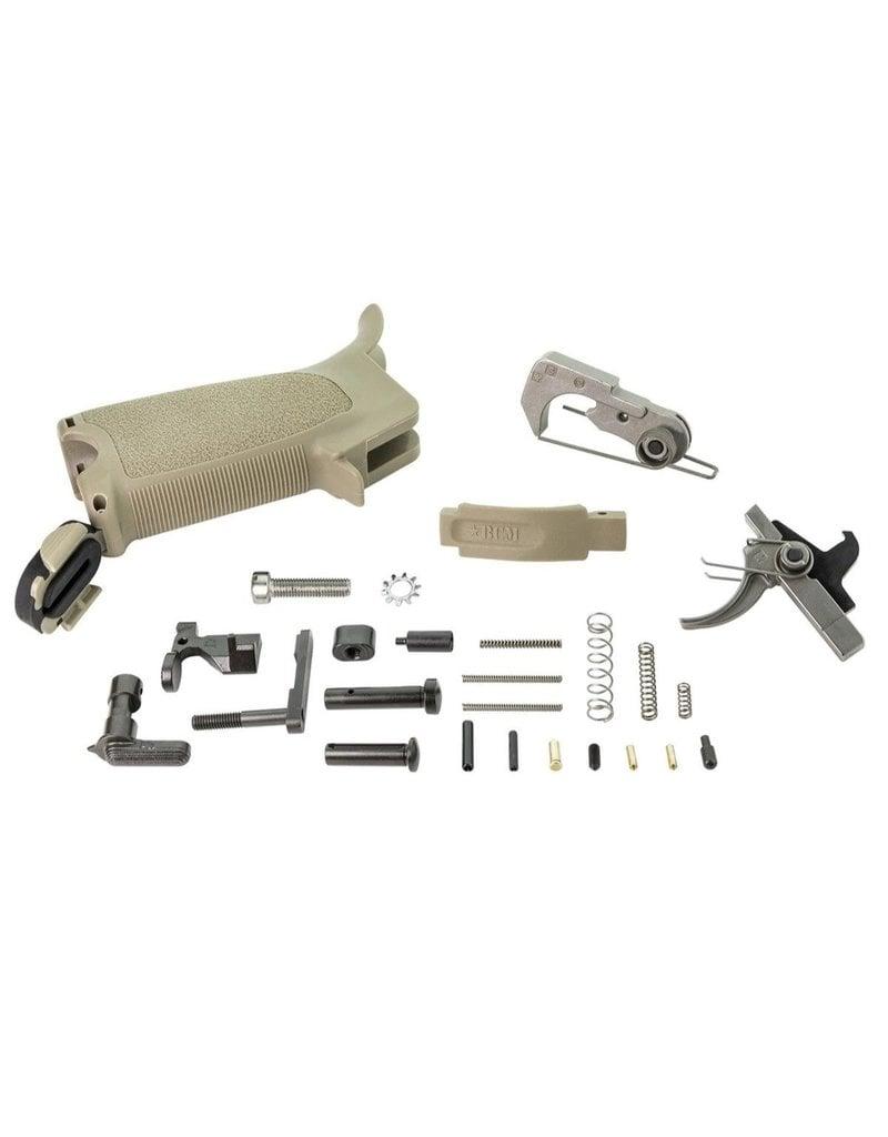 BCM AR-15 Enhanced Lower Parts Kit