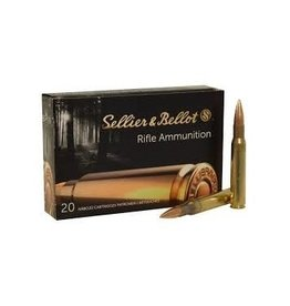 Sellier & Bellot Rifle Ammunition