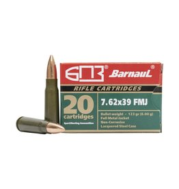 Barnaul Rifle Ammunition