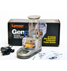 Lyman Powder System