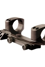 WARNE RAMP : Team Warne Fixed Black Tactical 1 Pc Mount (BLACK)
