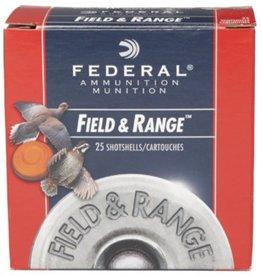 """Federal Field & Range 20 Gauge 2-3/4"""" 7/8 oz #7.5 Shot 250/Case"""