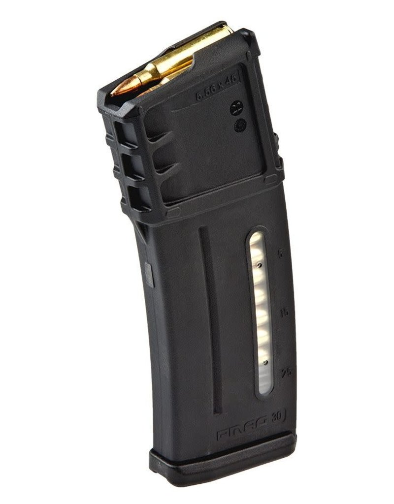 Magpul MAG234-BLK-5 : PMAG® 30G MagLevel®, 5.56x45 Magazine - HK® G36 (Blocked to 5) - Black