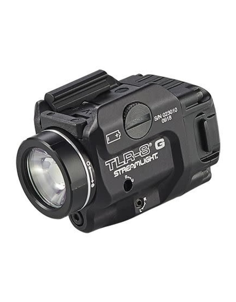 Streamlight Streamlight TLR-8 Rail Mounted Tactical LED Weapon Light w/Laser Sight