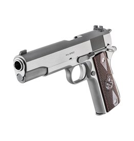 SPRINGFIELD 1911 Mil-Spec Semi Auto Pistol 45 ACP, SS Frame