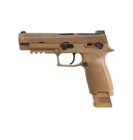 Sig Sauer P320 Semi Auto Pistol M17 Manual Safety