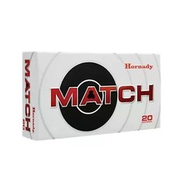 Hornady MATCH RIFLE BTHP