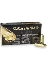 Sellier & Bellot Sellier & Bellot Pistol Ammunition 32 S&W 100gr WCPB