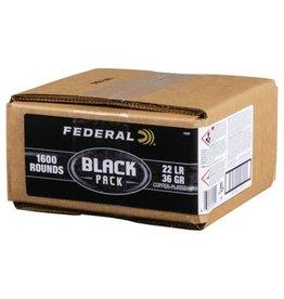 Federal Black Pack 22LR 36GR 1600rnds