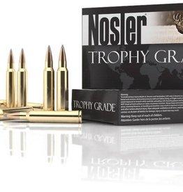 Nosler Trophy Grade Rifle Ammo, 300 Weatherby Mag 180gr AccuBond