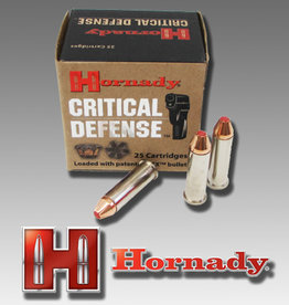 Hornady Critical Defense Pistol Ammo 45 ACP, FTX, 185 Gr, 1000 fps, 20 Rnd, Boxed