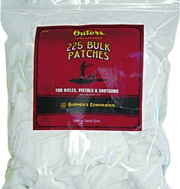 Outers Cotton Bulk Cleaning Patches