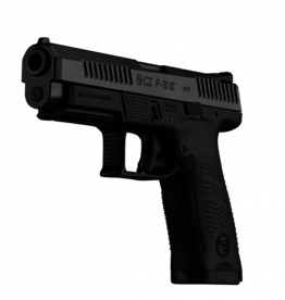 "CZ P-10SC c.9MM 4.5"" BBL BLACK"