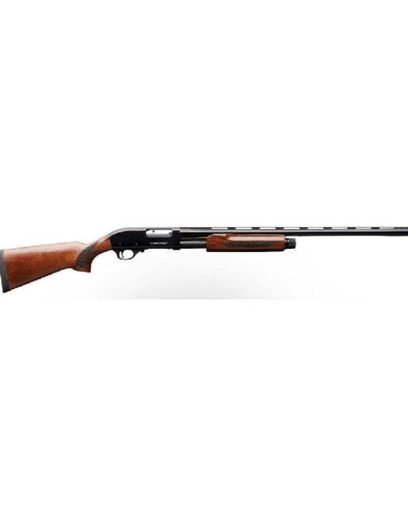"Charles Daly 12GA3"" 301 PUMP FIELD SHOTGUN, 28"" Wood"