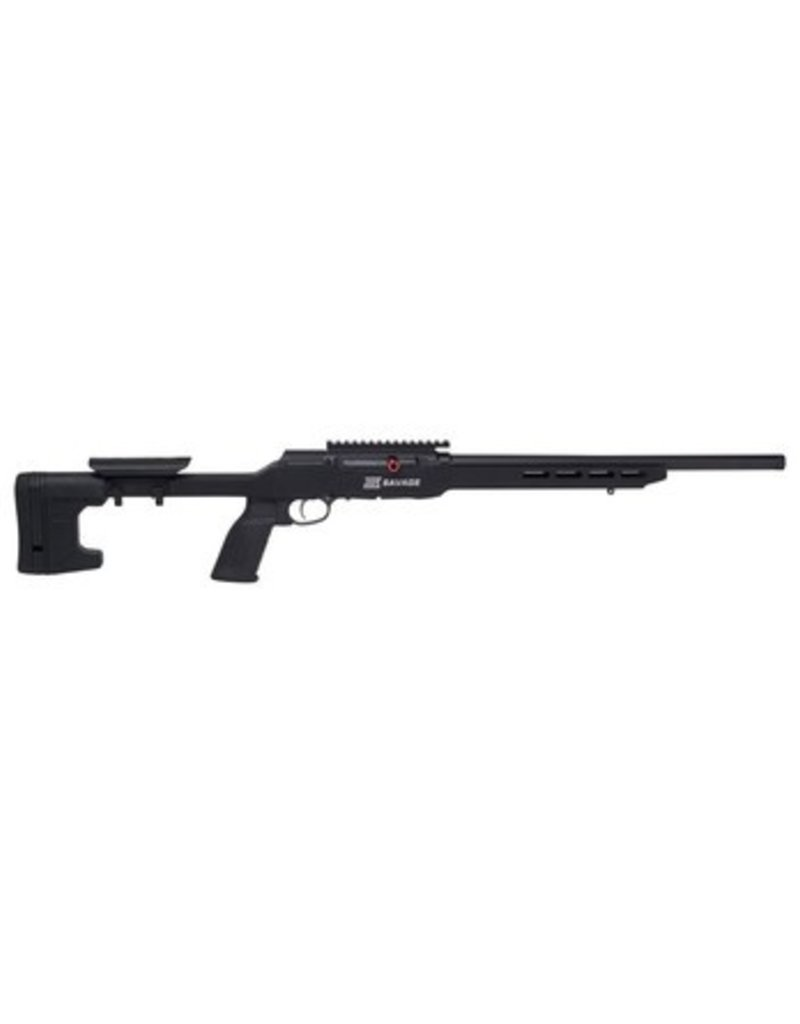 "Savage A22 PRECISION SEMI-AUTO 22LR 18"" THREADED"
