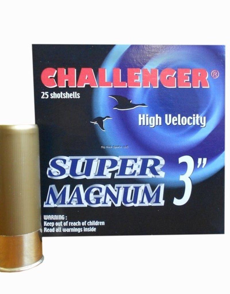"""Challenger Super Magnum 12GA 3"""" 1-1/8OZ No.2"""