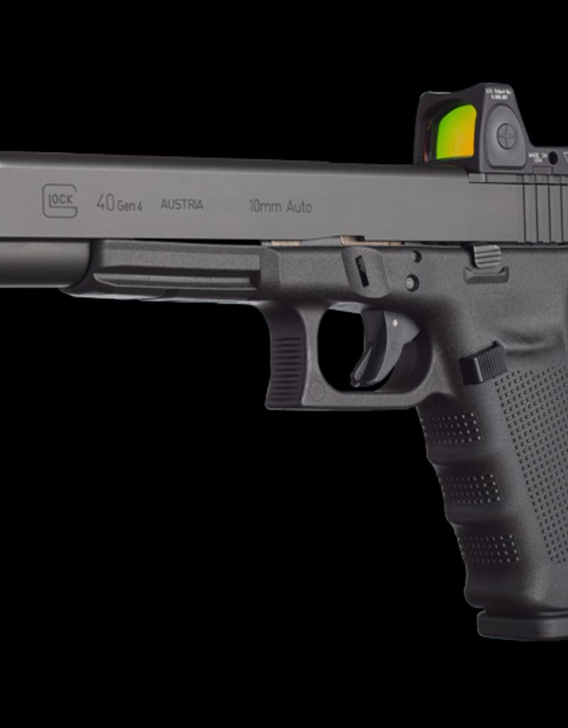 "Glock 40 Gen 4 MOS - 10mm, 6"""