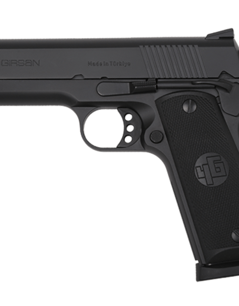 "Girsan MC 1911 COMMANDER BLK 9mm 4.25"""
