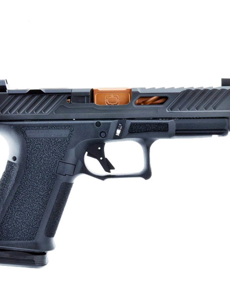 Shadow Systems MR918L Elite Semi-Auto Pistol, 9mm Long Slide Optic Ready Bronze