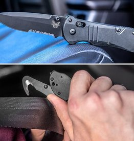 Benchmade Tactical Triage Rescue Black