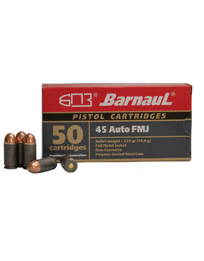 Barnaul Barnaul Pistol Ammunition