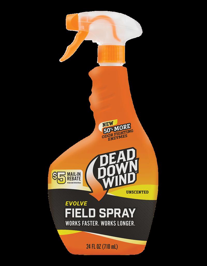 Dead Down Wind 3D+ Odor Eliminating Field Spray 24oz