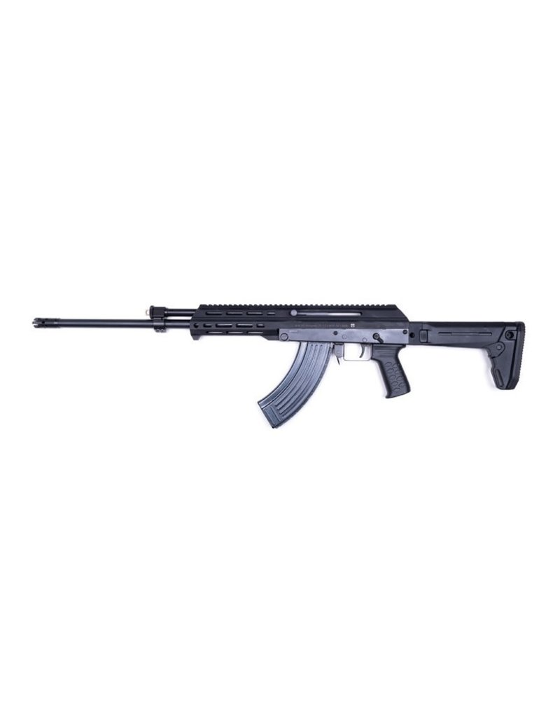 """M+M M10x DMR - 7.62x39, 18.6"""" Short Handguard"""