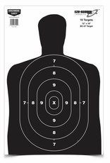 Birchwood Casey Eze-Scorer 12 x 18 BC-27 Target, 10 Targets
